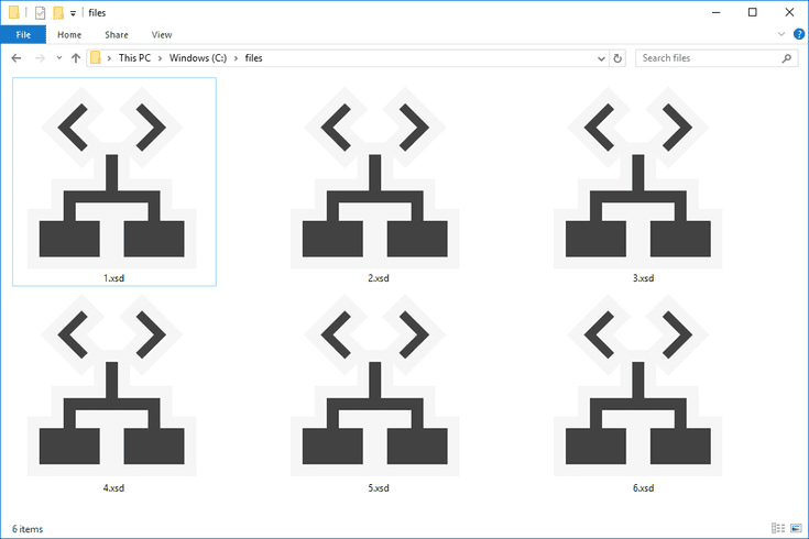 XSD File (What It Is and How to Open One)