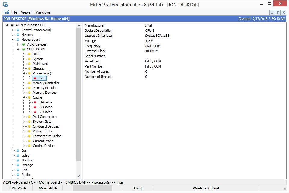 11 Free System Information Tools (September 2019)