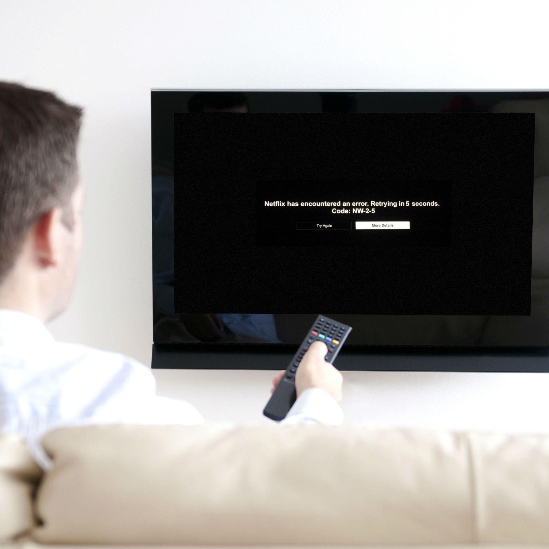 How to Fix Netflix Error Code NW-2-5