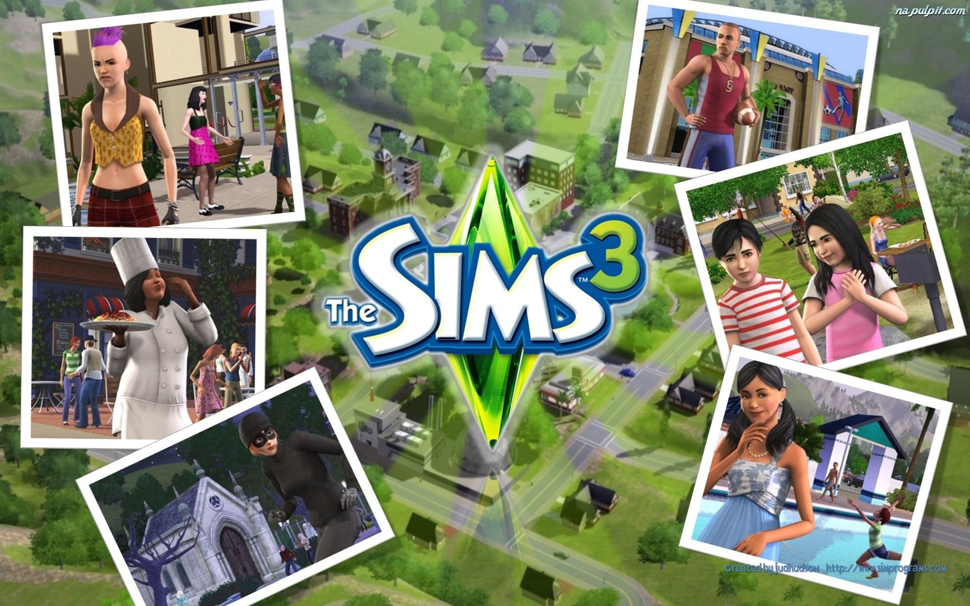 Category:Families from The Sims 2 - The Sims Wiki