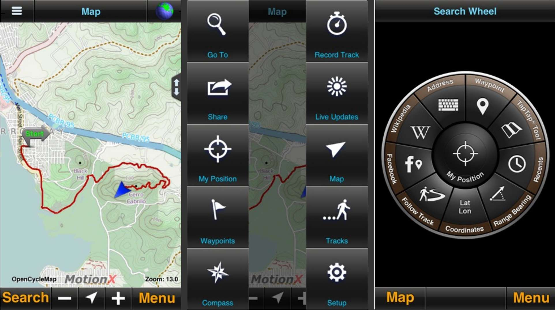 6 Best iPhone GPS Navigation Apps