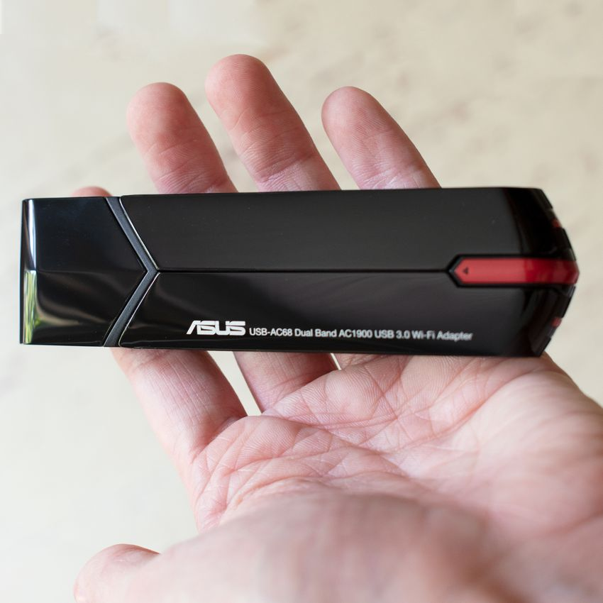 Asus AC1900 Dual-Band USB Wi-Fi Adapter