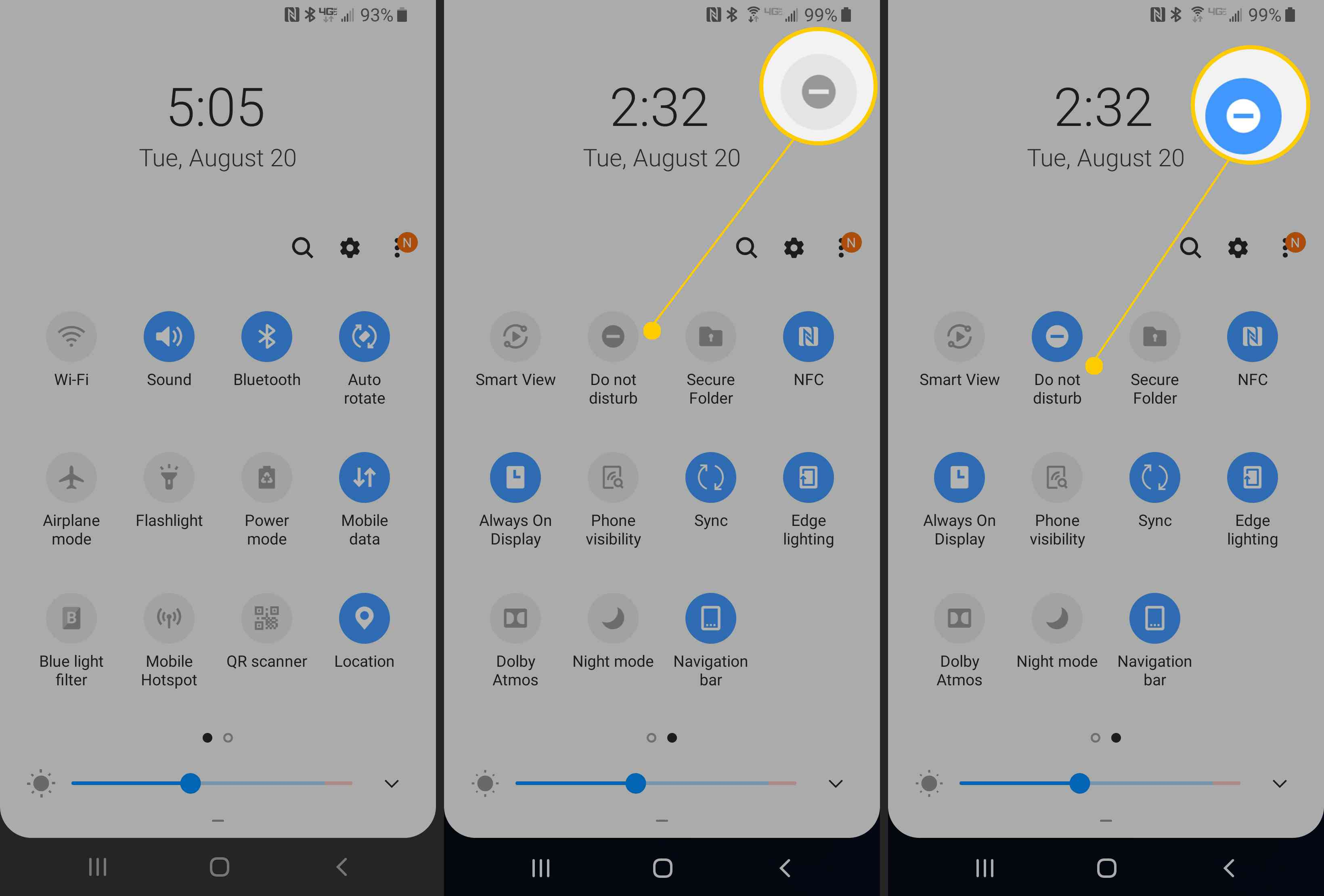 How to Use Samsung's Do Not Disturb Mode