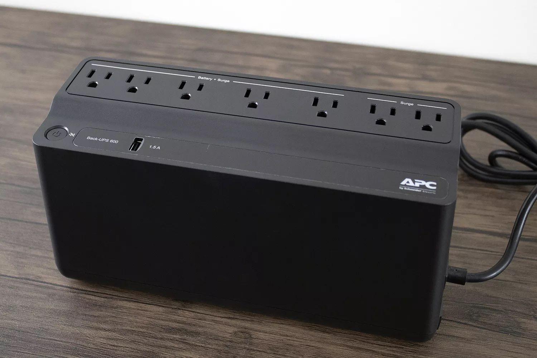APC 600VA UPS BE600M1