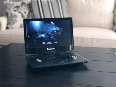 The NaviSkauto DVD player
