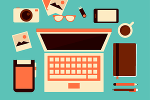 Laptop and other gadgets