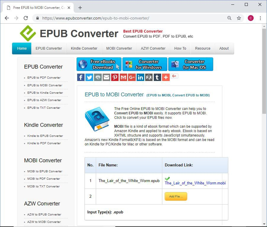 The 10 Best ePUB Converters