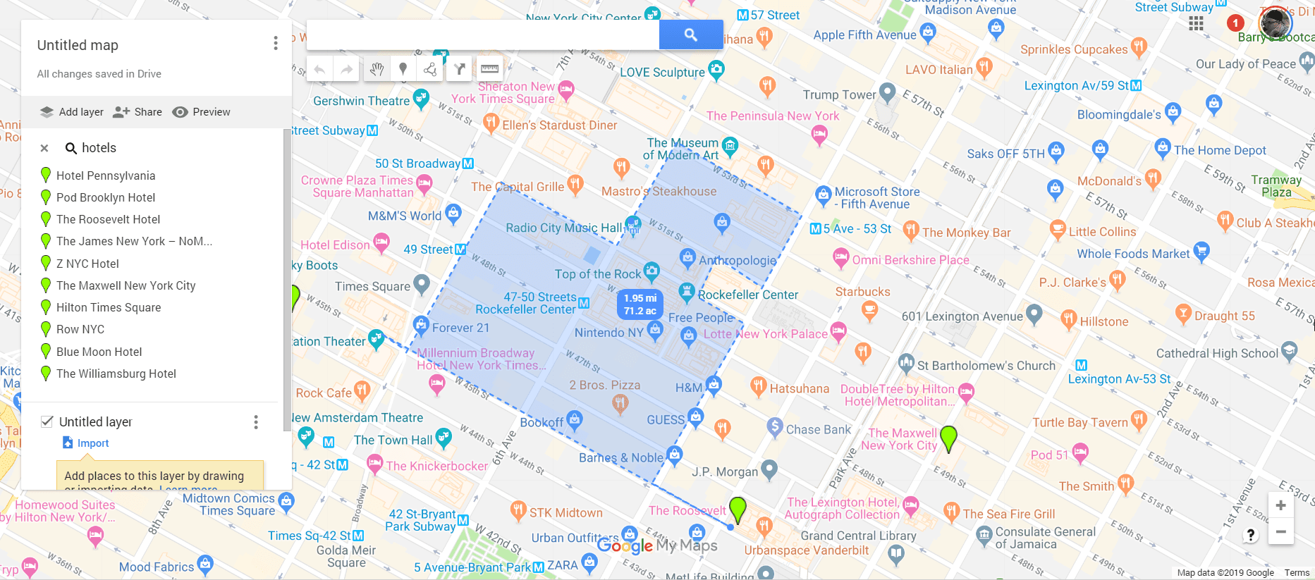 The 5 Best Ways To Use Google Maps Trip Planner