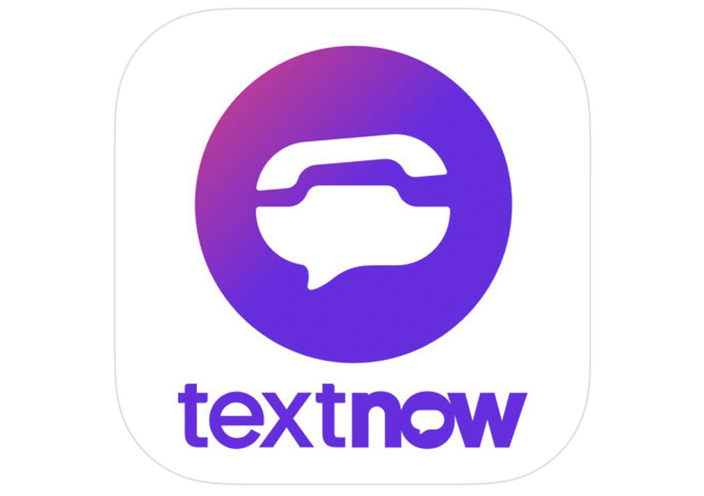 TextNow app icon for iOS