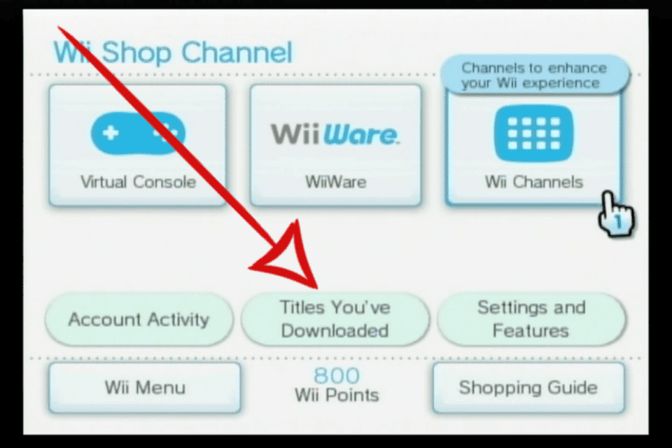 wii shop music download 10 hours