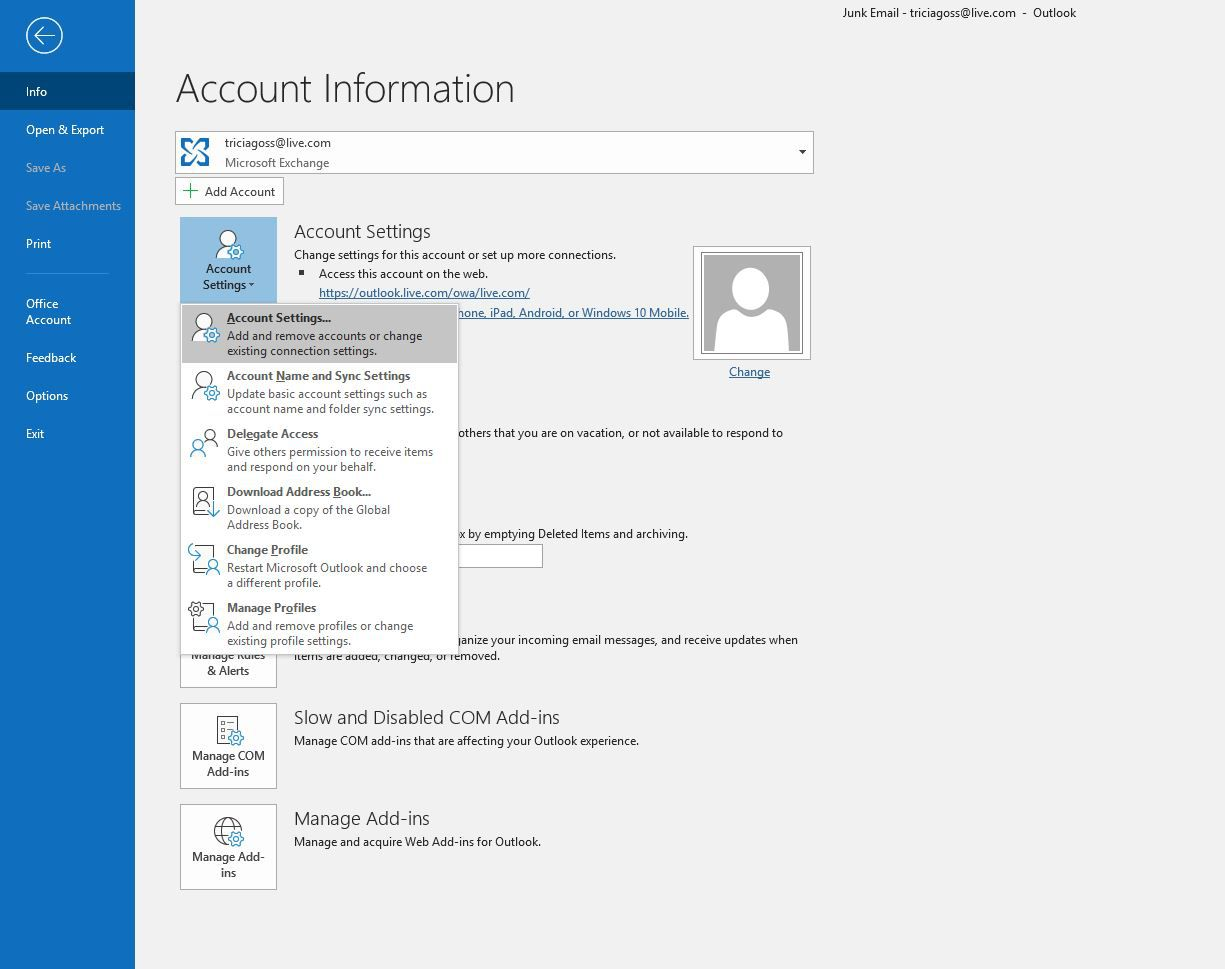 How to Make Outlook Remember Your Email Password