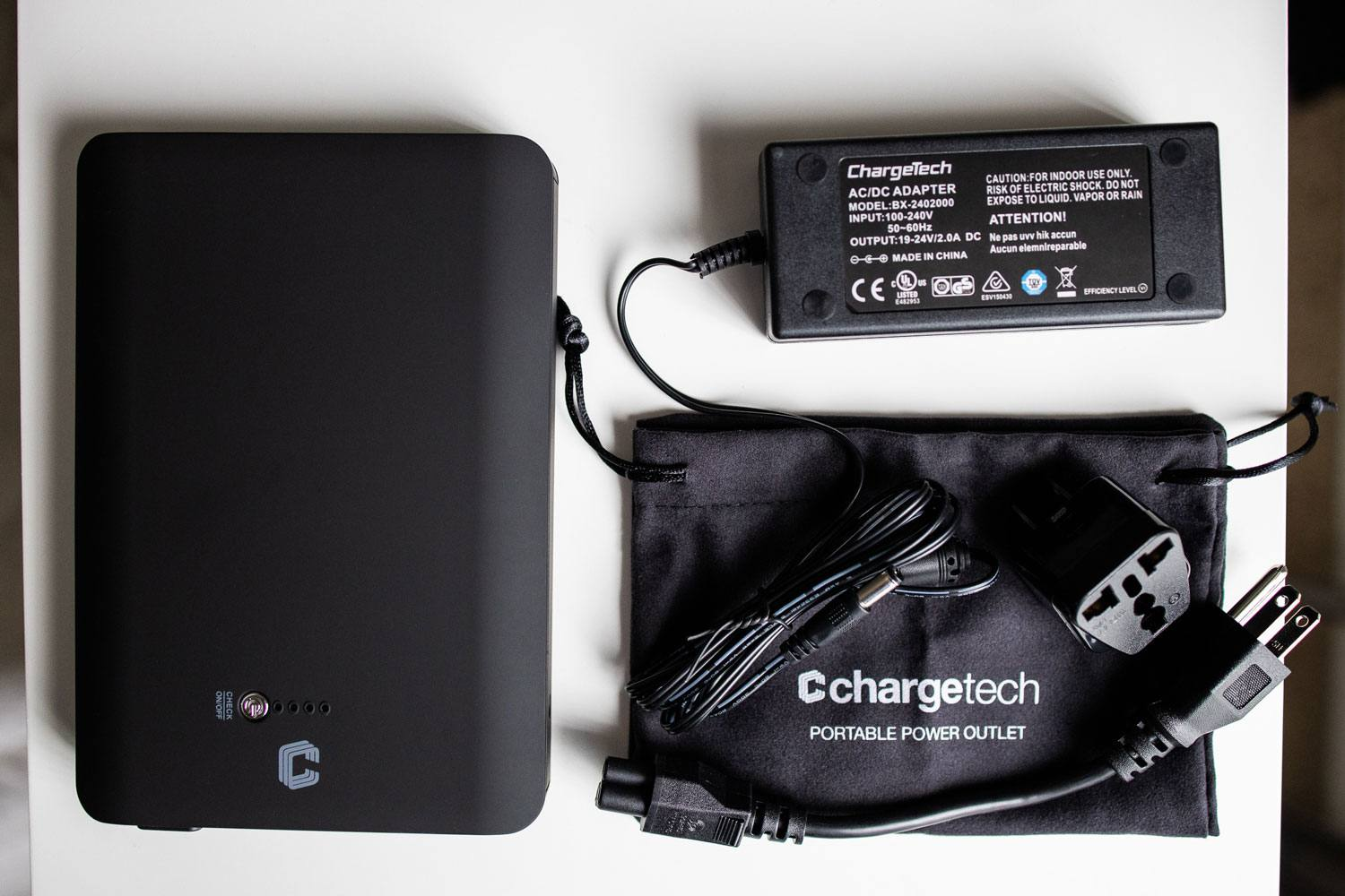 Charge Tech