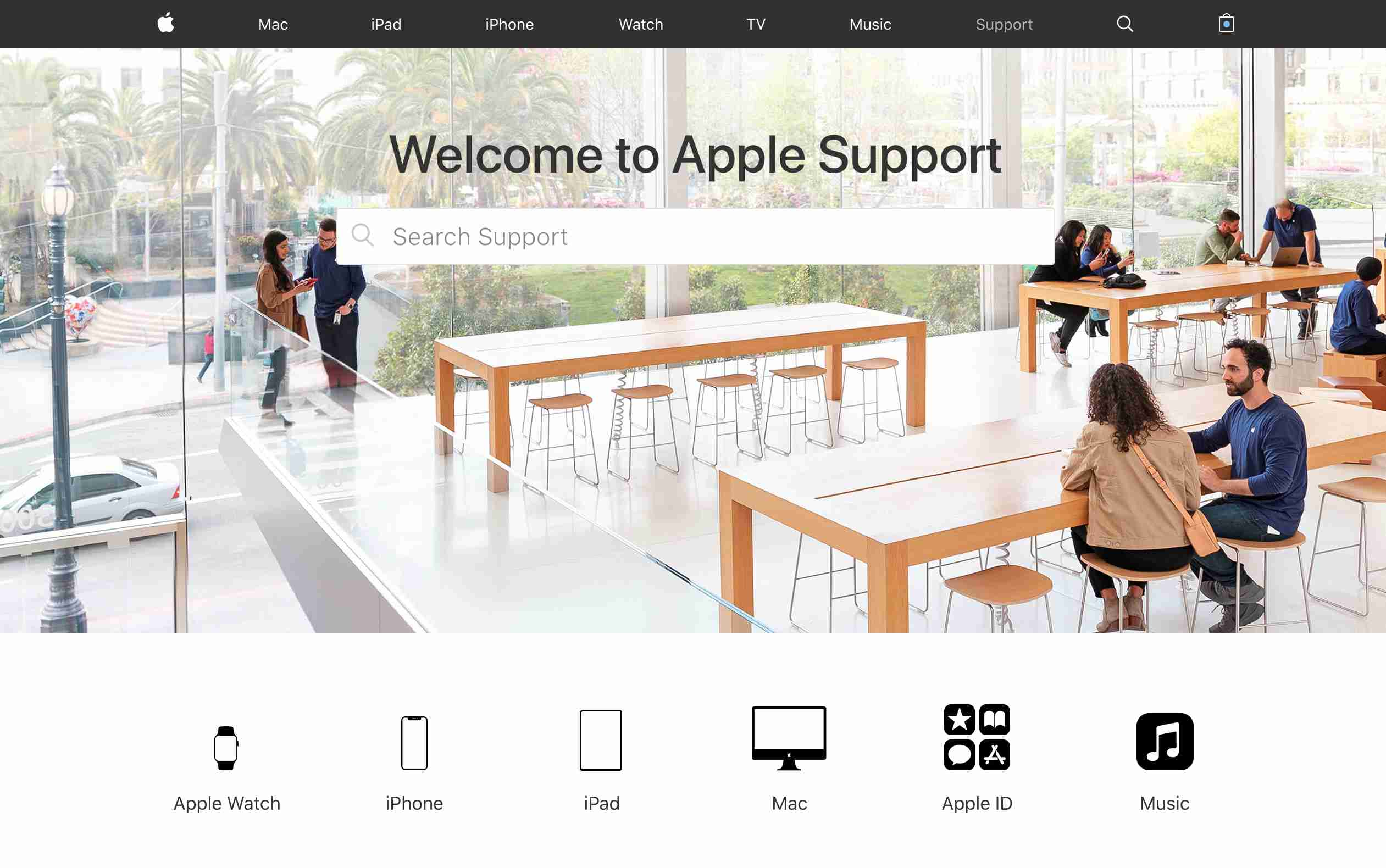 How to Make an Apple Genius Bar Appointment