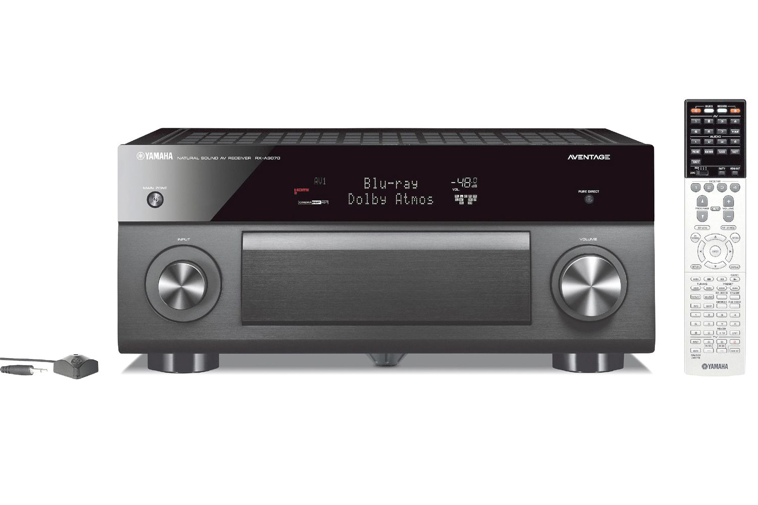 The 10 Best High End Home Theater Receivers To Buy In 2018 Audio Enhancement For Analog Amplifier Yamaha Aventage Rx A3070 Receiver