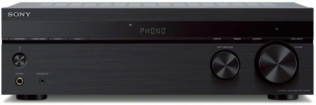 Sony STRDH190 Stereo Receiver