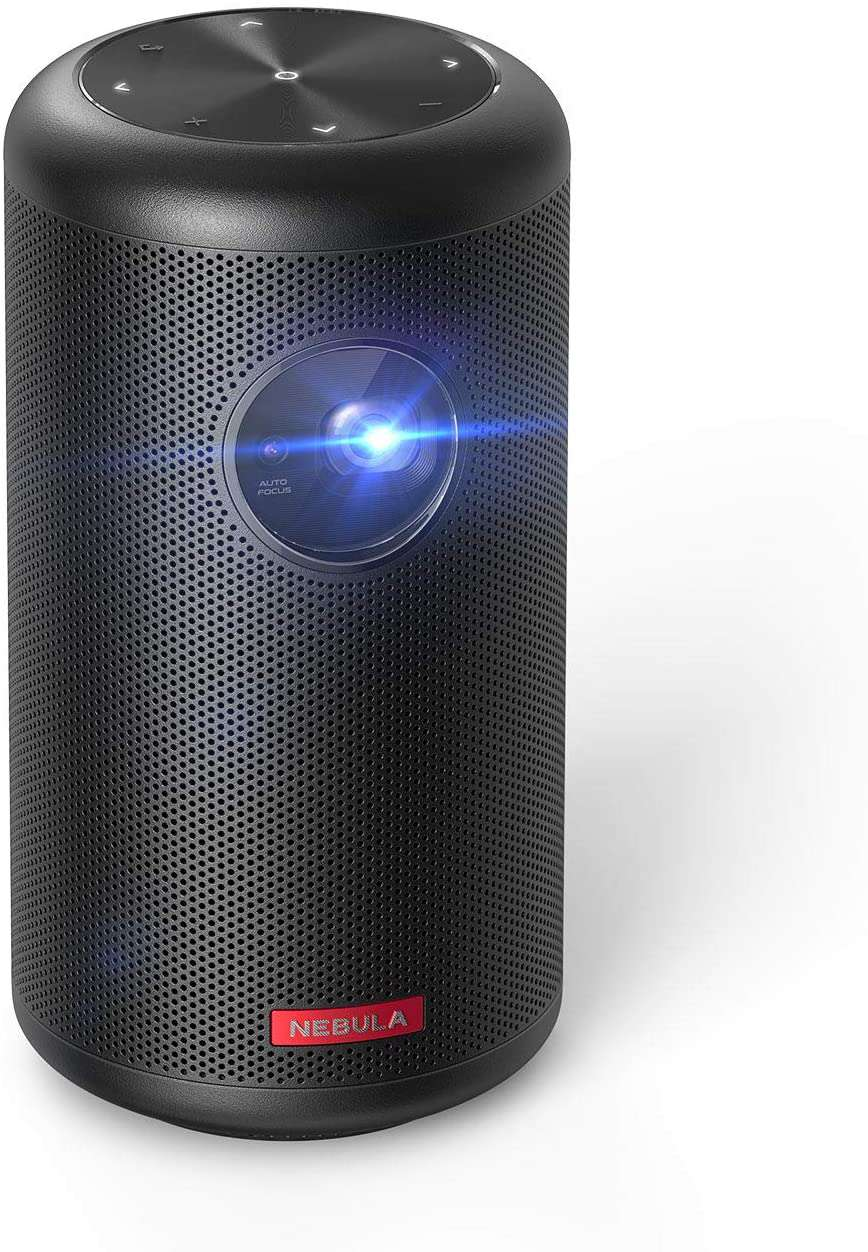 The Anker Nebula Capsule is our pick for best overall mini projector.