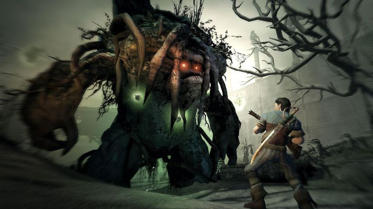 Screenshot from Fable II