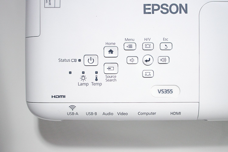 Epson VS355 WXGA Projector