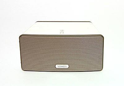 The Sonos Play3 wireless speaker