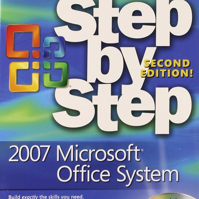 Books For Learning Microsoft Access 2007