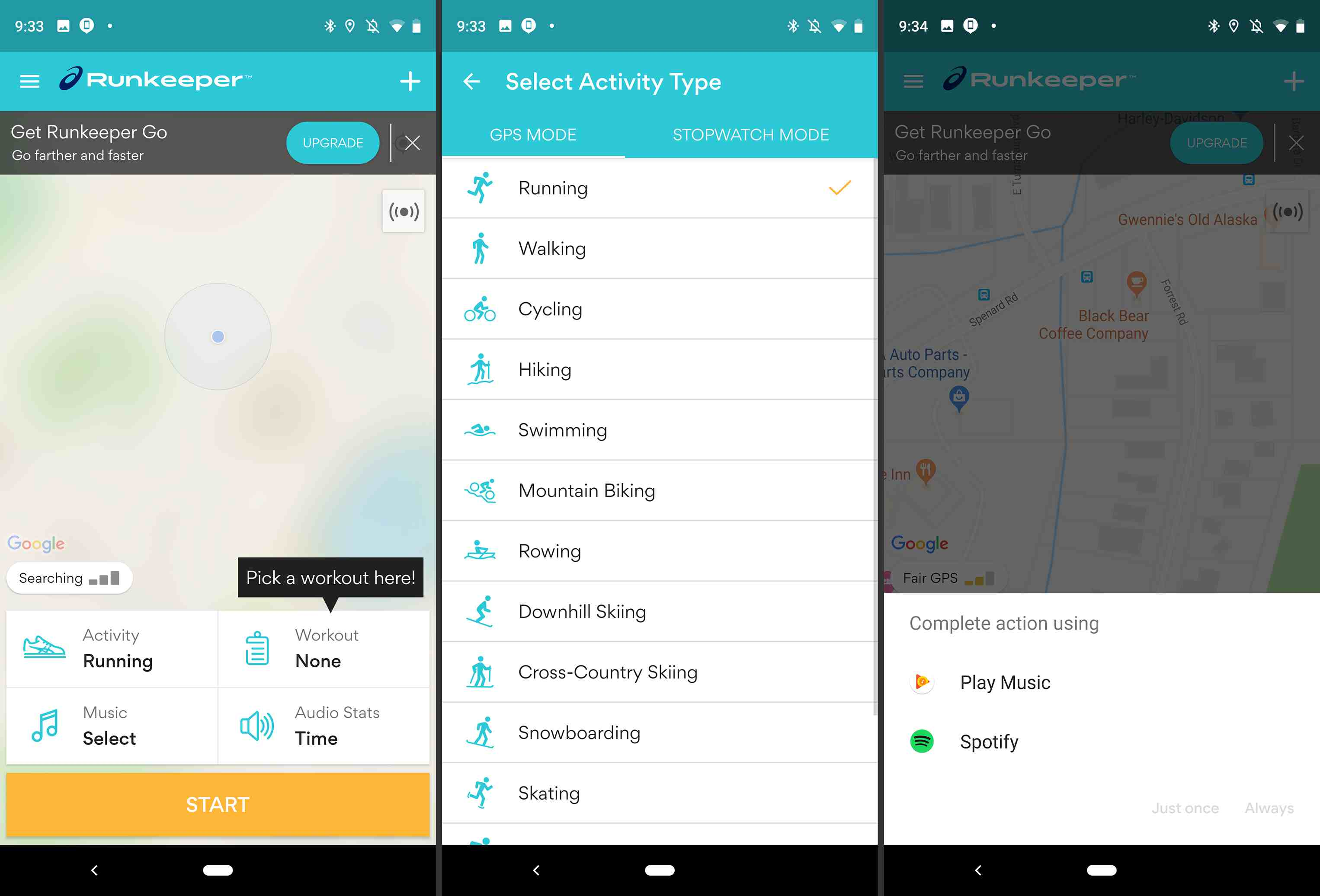 A Guide to Android's Best Free Running Apps