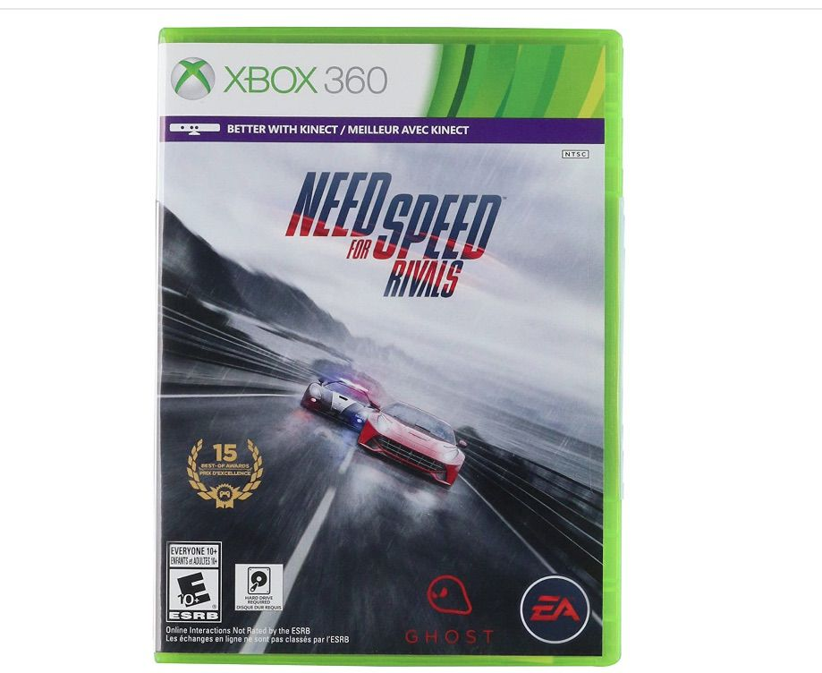 Need for Speed on Xbox 360