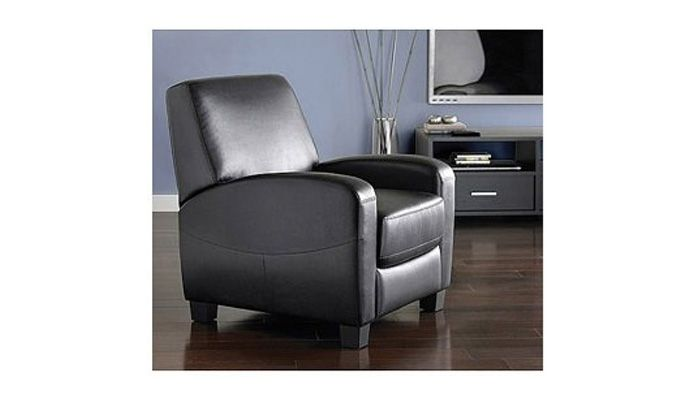 Mainstays Home Theater Recliner - Black