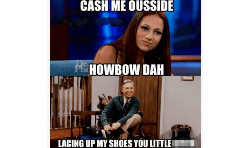 10 Best Cash Me Outside Memes