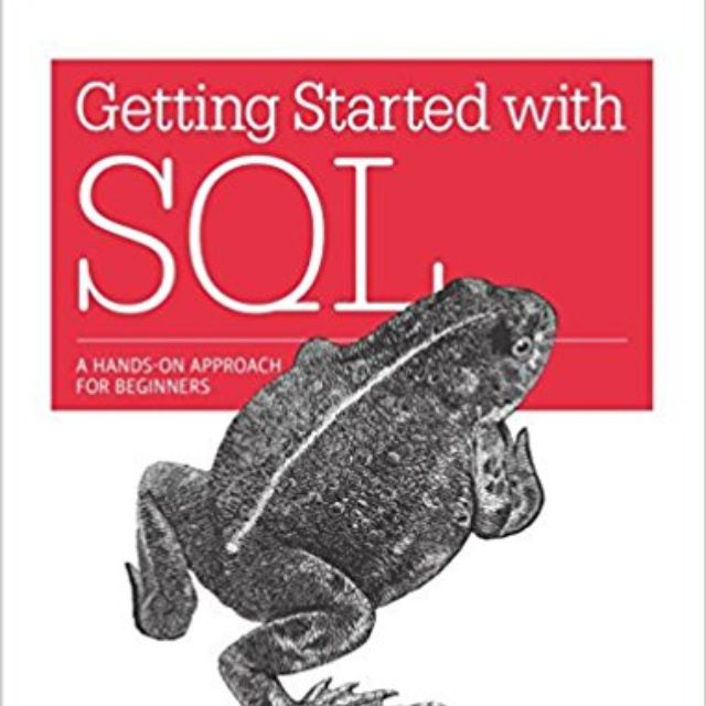 The 8 Best SQL Books of 2019
