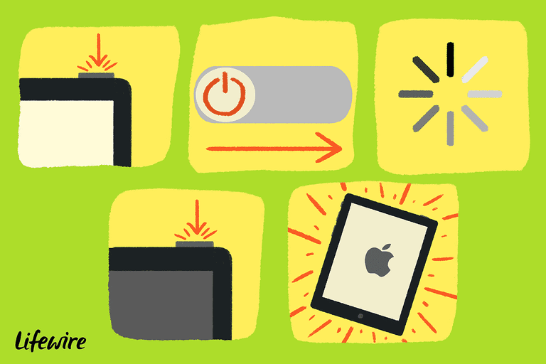 How to Reboot Your iPad (Even If It's Frozen)