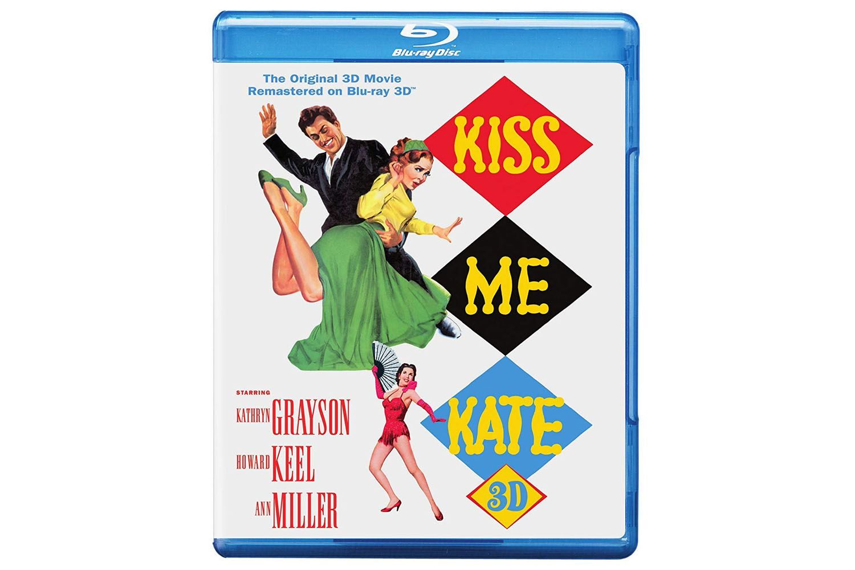 Kiss Me Kate 3D Blu-ray