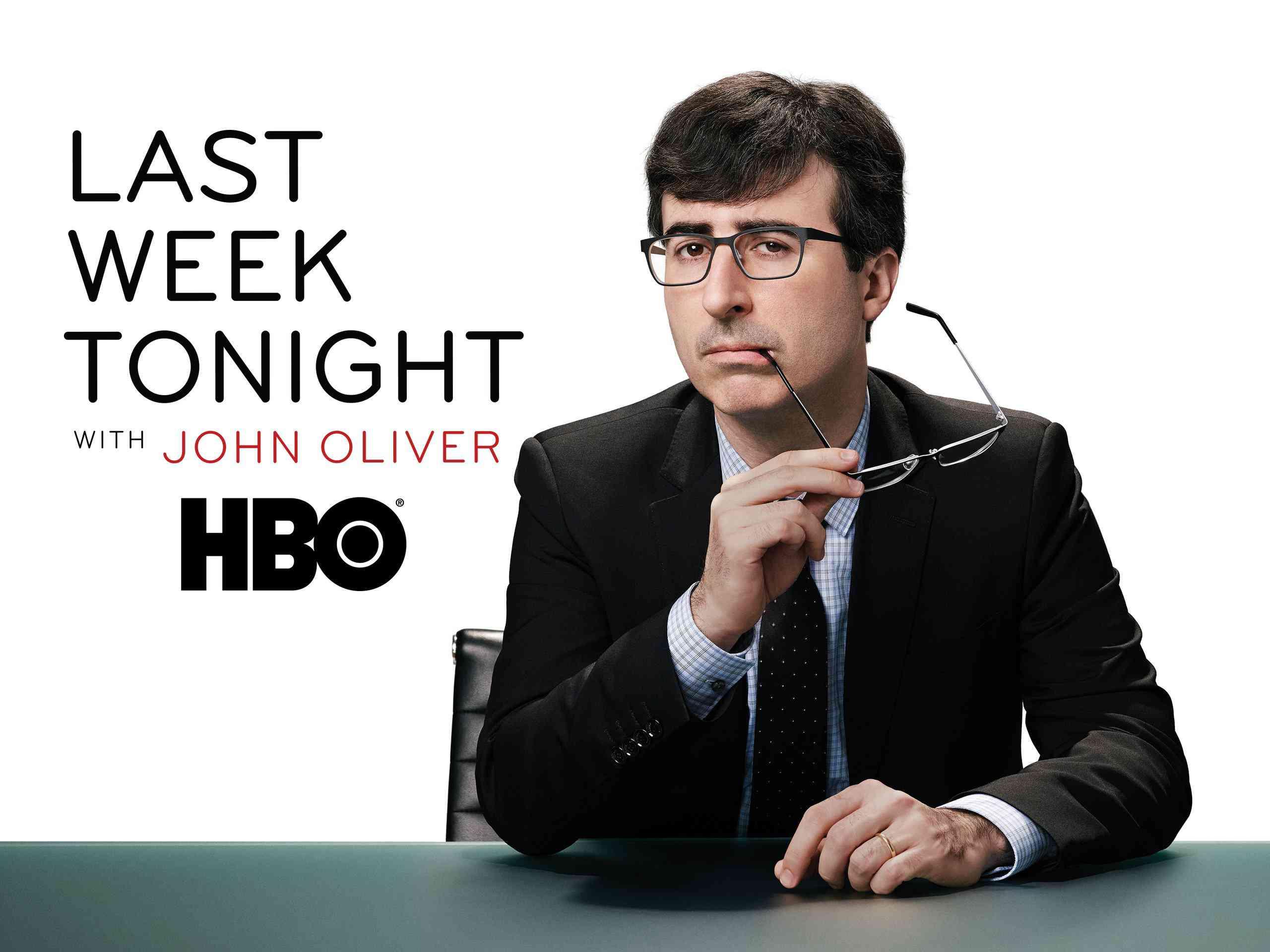 John Oliver in Last Week Tonight