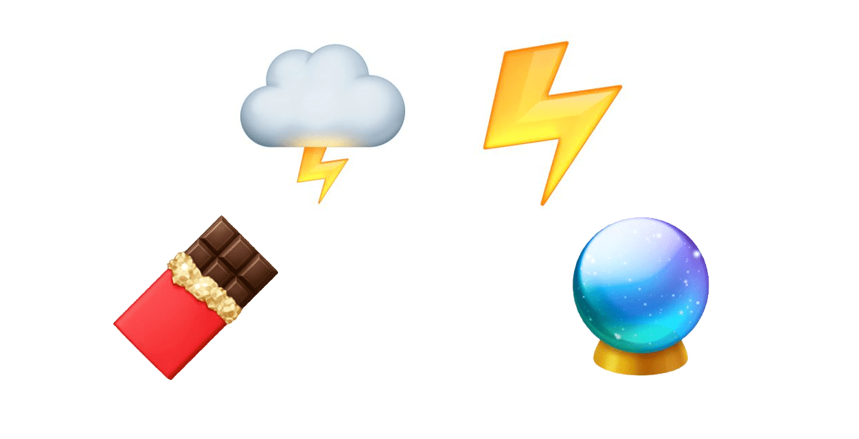Find out which are the ideal Halloween emojis for each