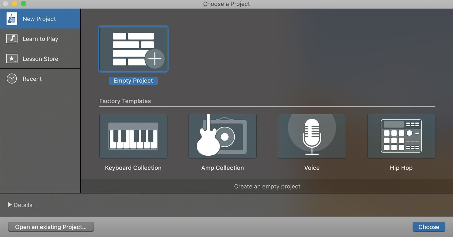 Turn Your Mac Keyboard Into a GarageBand Piano