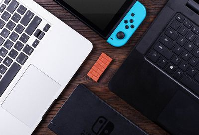 8BitDo Bluetooth adapter with Switch