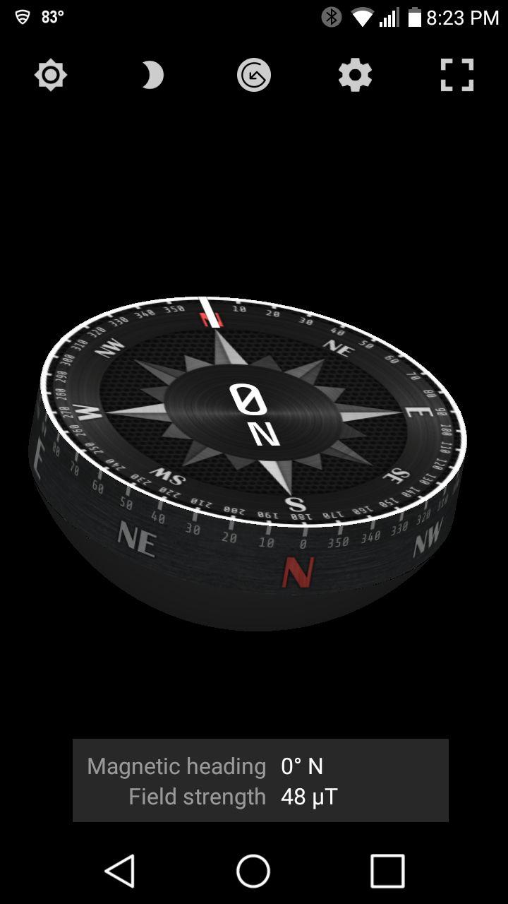Compass Steel 3D app
