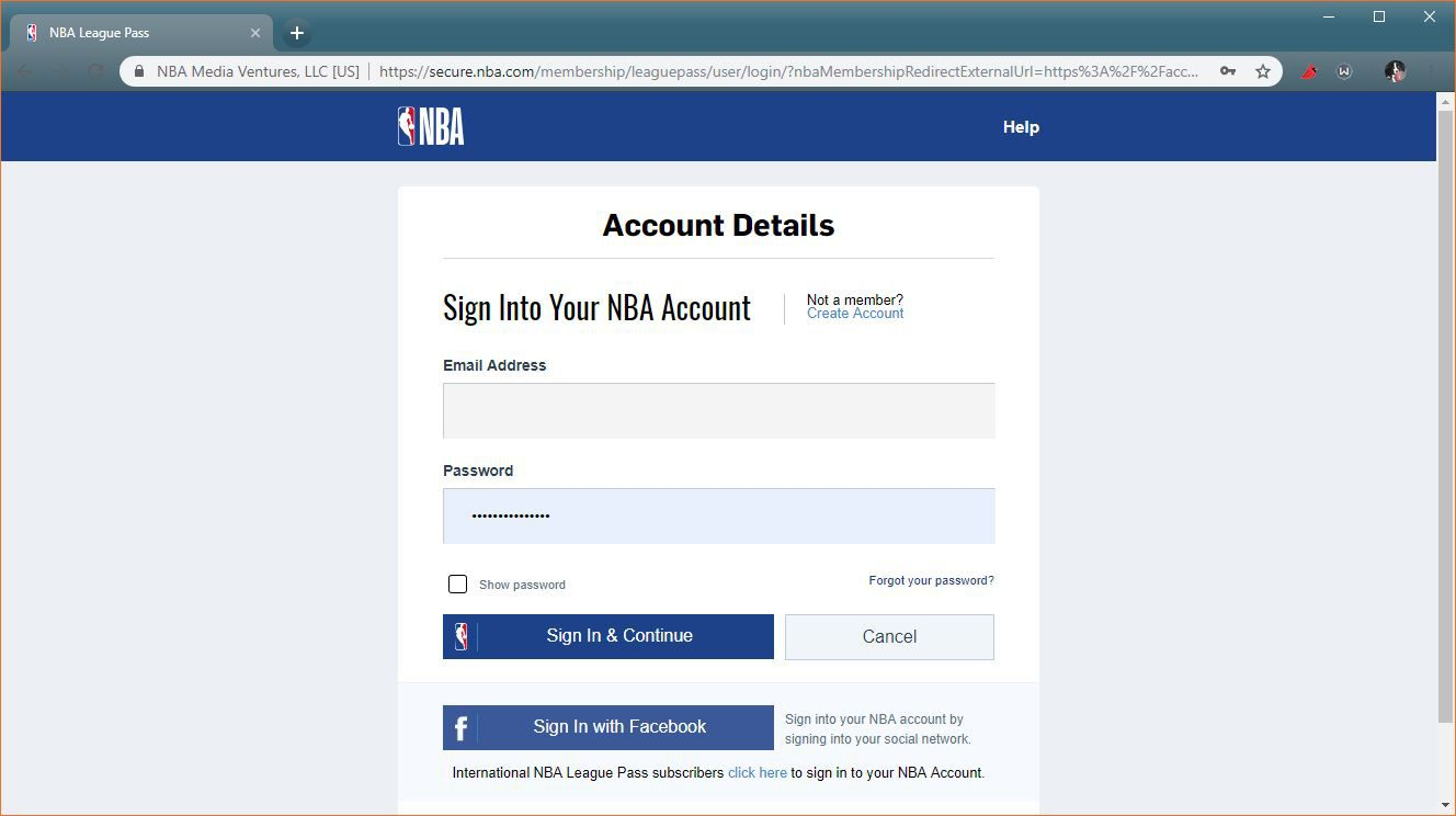 How to Watch the NBA Live Stream (2019)