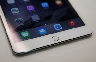 The iPad Air 2