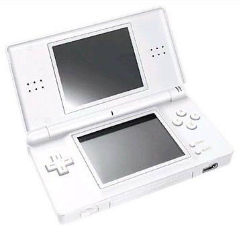 DS Lite in white