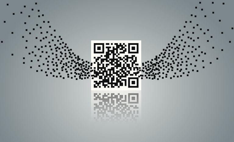 QR Code illustration