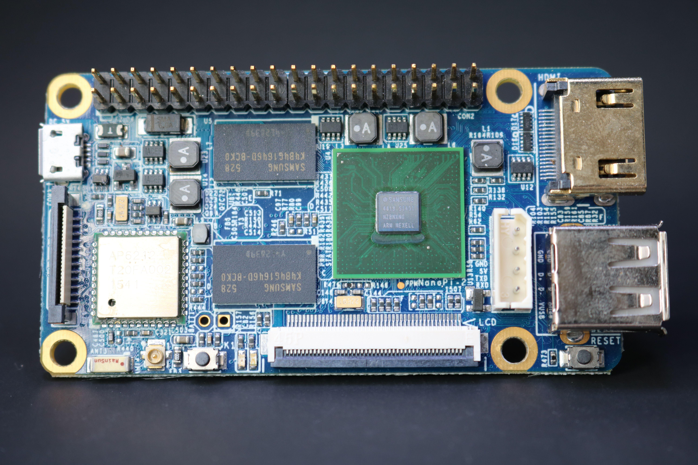 NanoPi 2 board