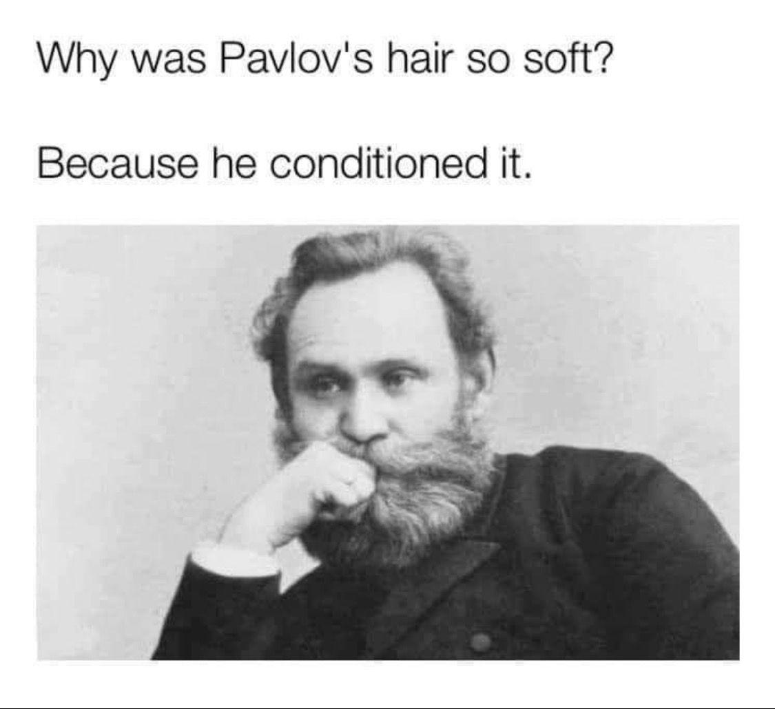 Pavlov meme