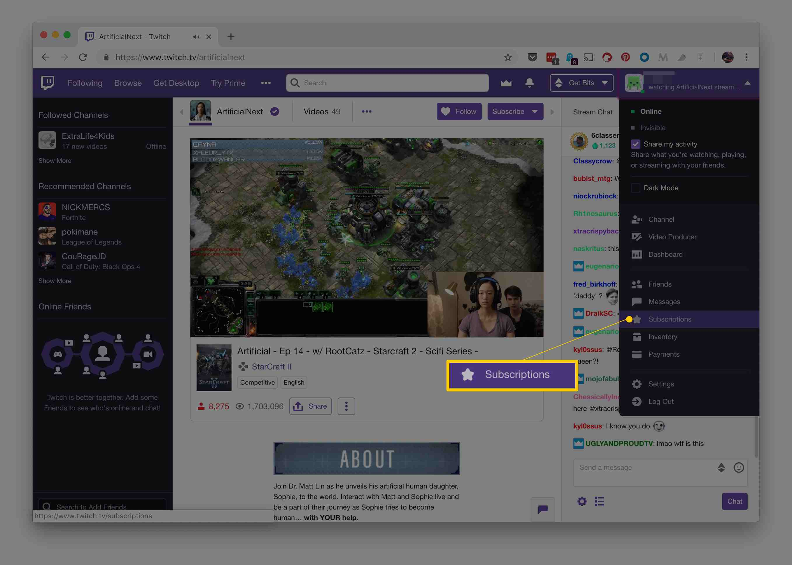 Everything You Need to Know About Twitch Subscriptions