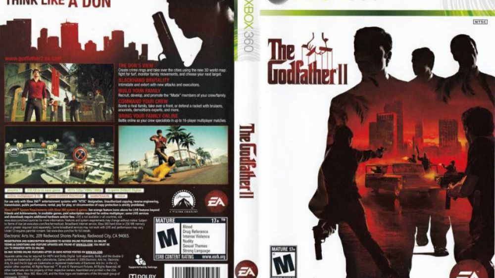 game the godfather 2 ps3