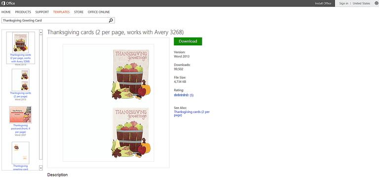 Best free thanksgiving templates for microsoft office apple bucket invitation template stopboris Choice Image