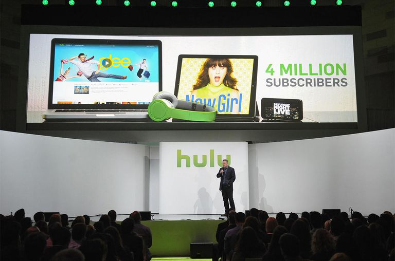 Hulu acting CEO Andy Forssell attends the Hulu NY Upfront on April 30, 2013