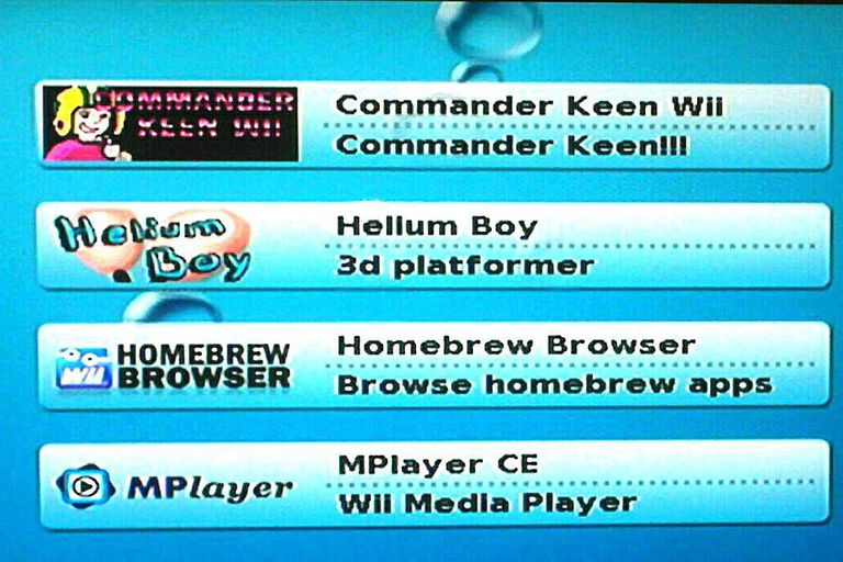 nintendo ds emulator for wii homebrew