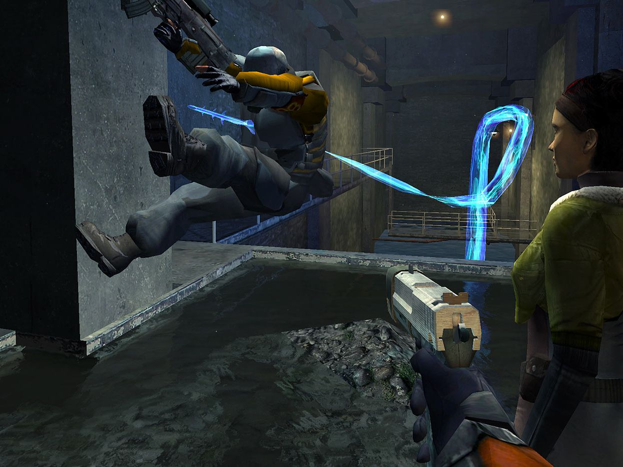 Use These Cheats For A Leg Up In Half Life 2