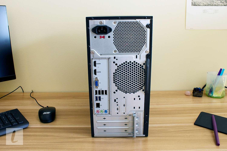 Acer Aspire TC-885-ACCFLi3O Desktop PC