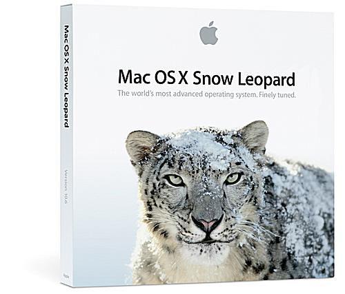 Snow Leopard Minimum Requirements